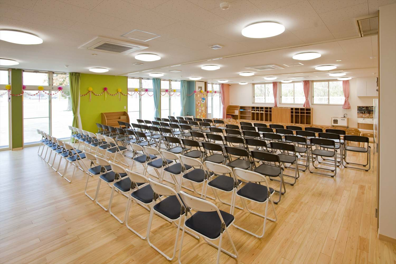 園舎教室|つくば市の認可保育園|学園保育園